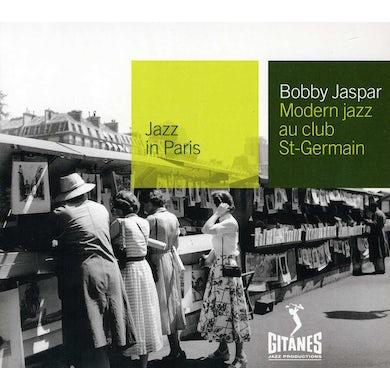 Bobby Jaspar MODERN JAZZ AU CLUB SAINT GERMAIN CD