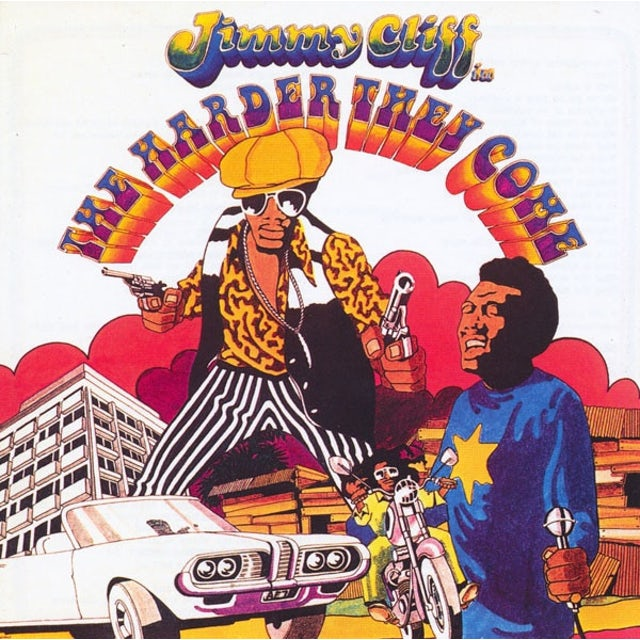 Jimmy Cliff HARDER THEY COME / Original Soundtrack CD