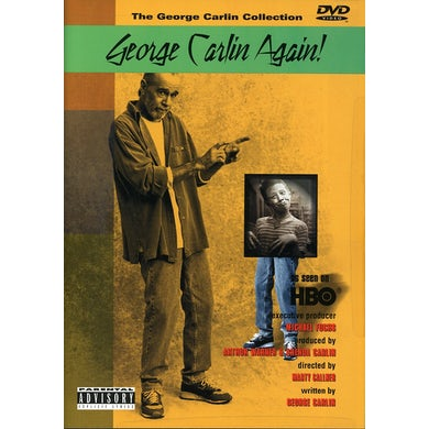 George Carlin AGAIN DVD
