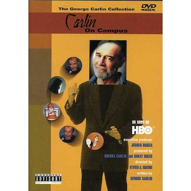 George Carlin ON CAMPUS DVD