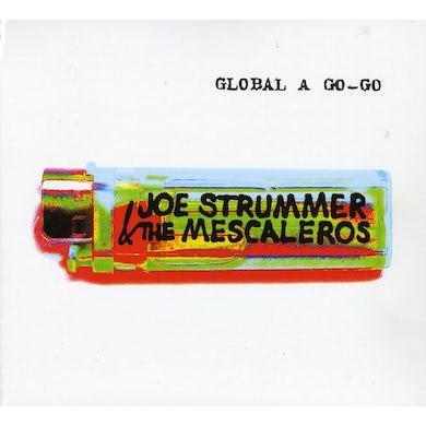 Joe Strummer GLOBAL A GO-GO CD