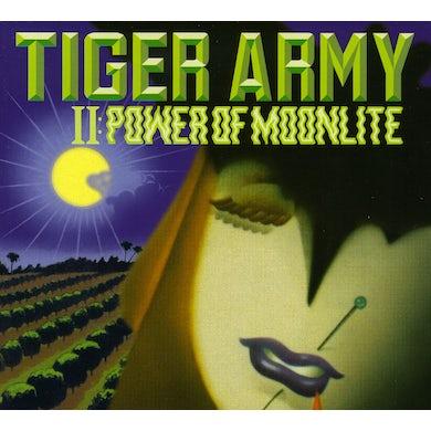 Tiger Army II: POWER OF MOONLITE CD