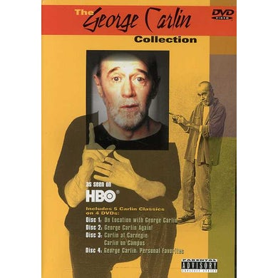 GEORGE CARLIN COLLECTION DVD