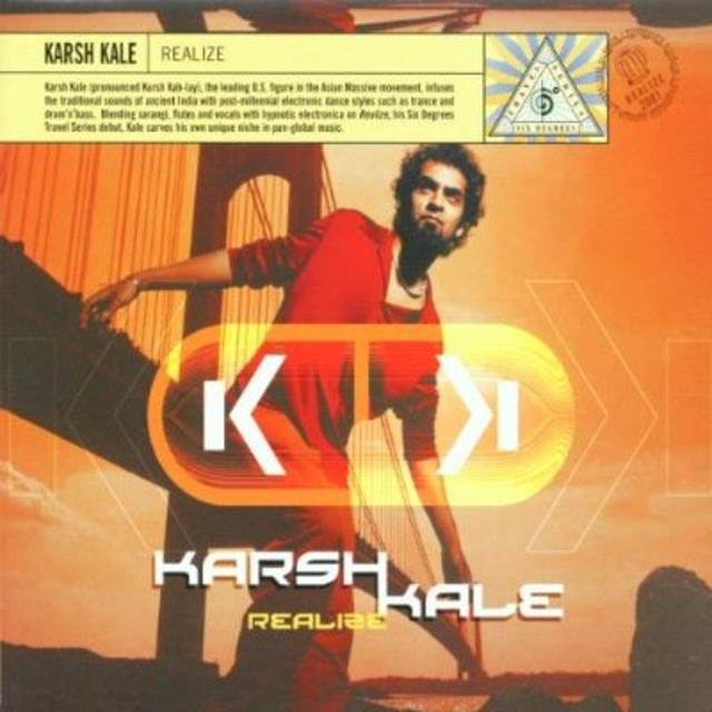 Karsh Kale REALIZE CD