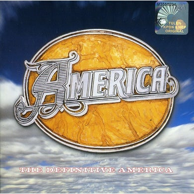 DEFINITIVE AMERICA CD