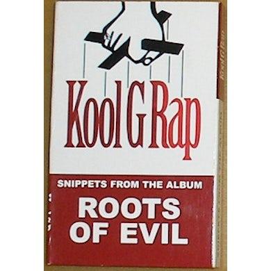 Kool G Rap ROOTS OF EVIL Vinyl Record