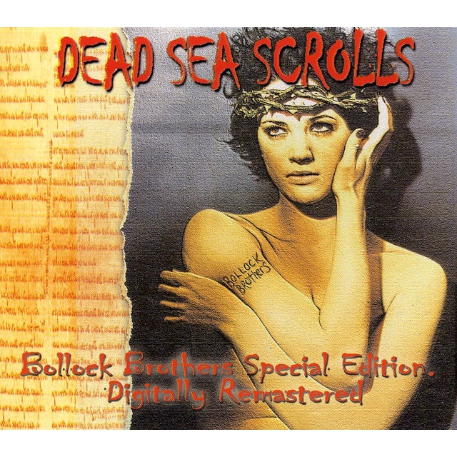 Bollock Bros DEAD SEA SCROLLS CD