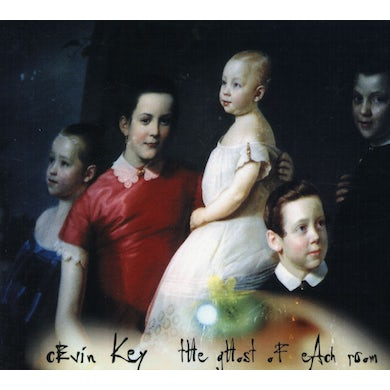 cEvin Key GHOST OF EACH ROOM CD