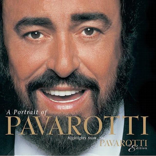 Luciano Pavarotti PORTRAIT OF PAVAROTTI CD