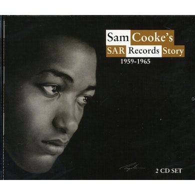 SAM COOKE'S SAR RECORDS STORY CD