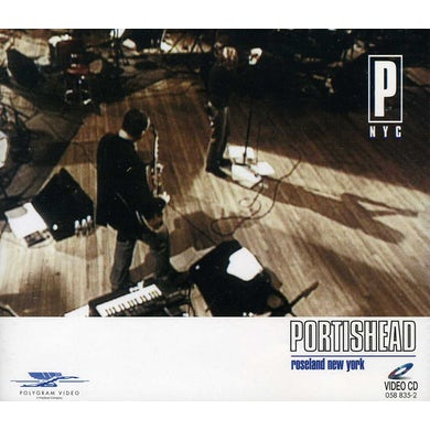 Portishead PNYC CD
