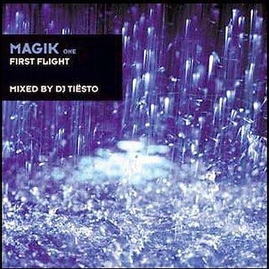 Dj Tiesto MAGIK 1: FIRST FLIGHT CD