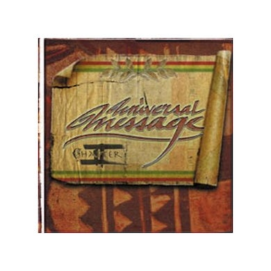 UNIVERSAL MESSAGE CHAPTER 2 / VARIOUS Vinyl Record