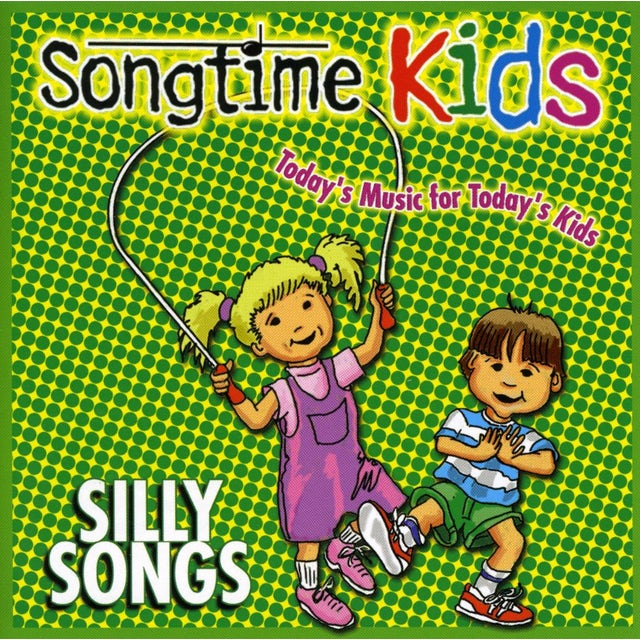 Songtime Kids SILLY SONGS CD
