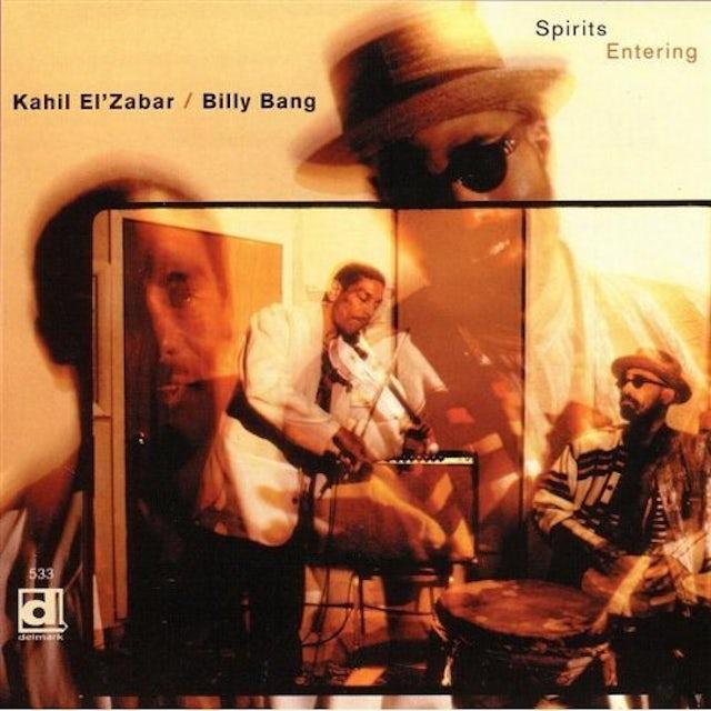 Kahil El'Zabar SPIRITS ENTERING CD