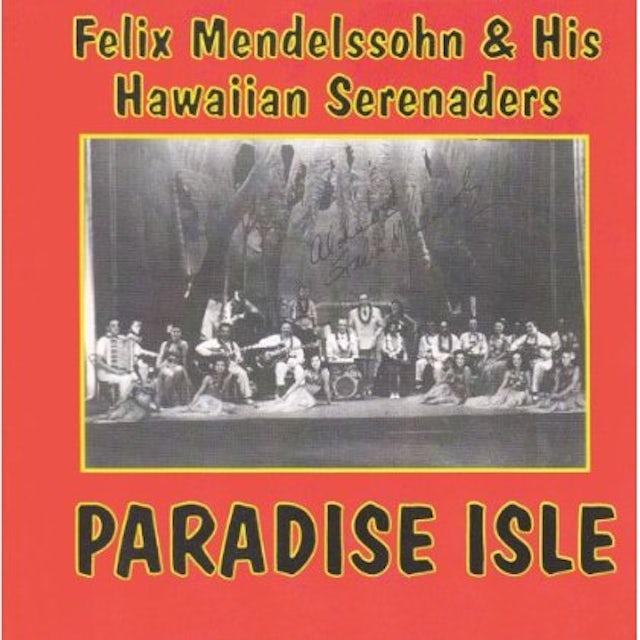 Felix Mendelssohn PARADISE ISLE CD
