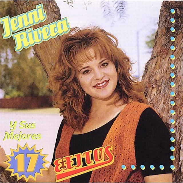 Jenni Rivera 17 EXITOS CD