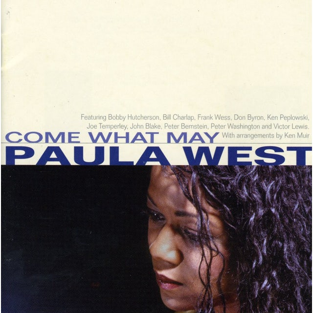 Paula West COME WHAT MAY CD