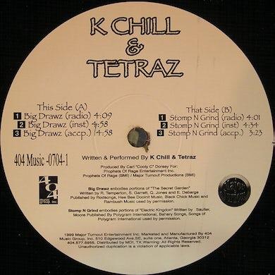 K-Chill & Tetraz BIG DRAWZ (Vinyl)