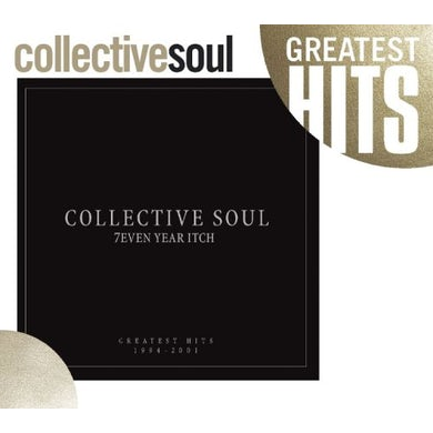 Collective Soul SEVEN YEAR ITCH: GREATEST HITS 1994-2001 CD