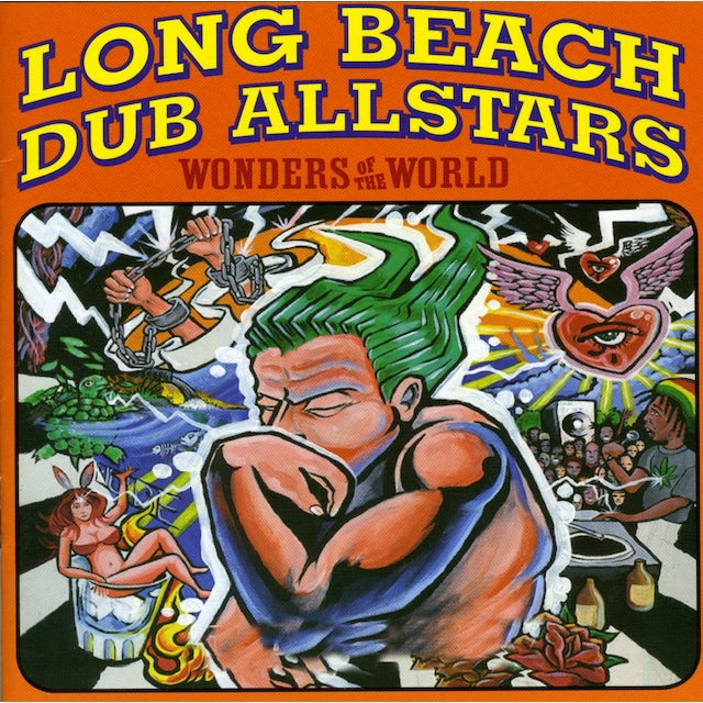 Long Beach Dub Allstars WONDERS OF THE WORLD CD