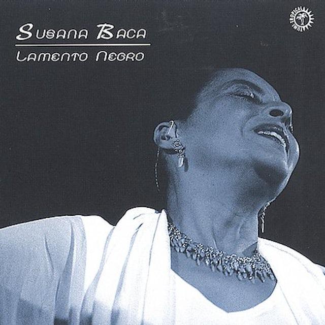 Susana Baca LAMENTO NEGRO CD