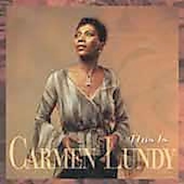 THIS IS CARMEN LUNDY CD