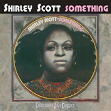 Shirley Scott SOMETHING CD