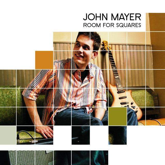 John Mayer ROOM FOR SQUARES Vinyl Record