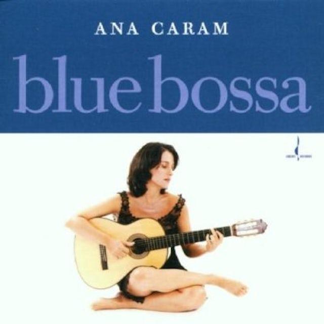 Ana Caram BLUE BOSSA CD