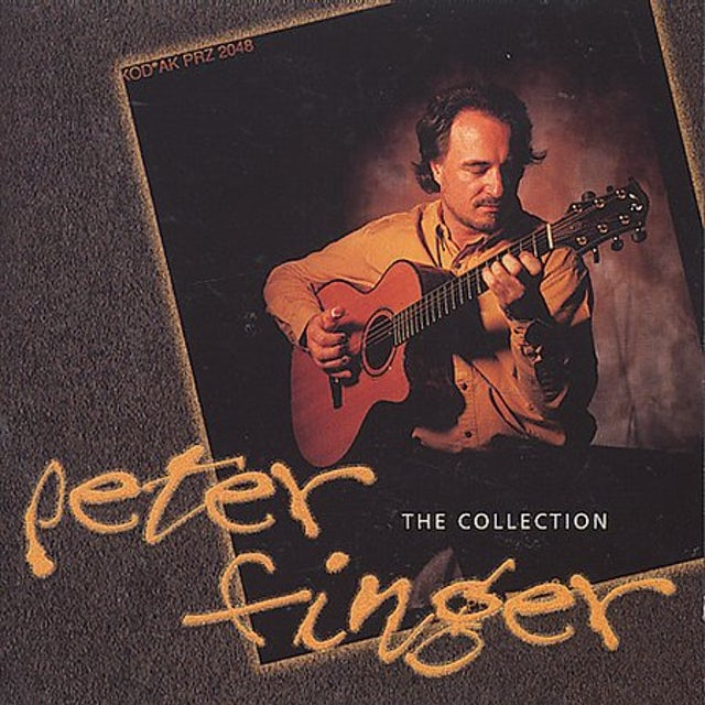 Peter Finger COLLECTION CD