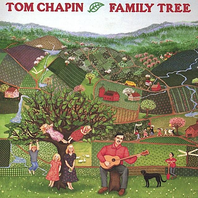Tom Chapin FAMILY TREE CD