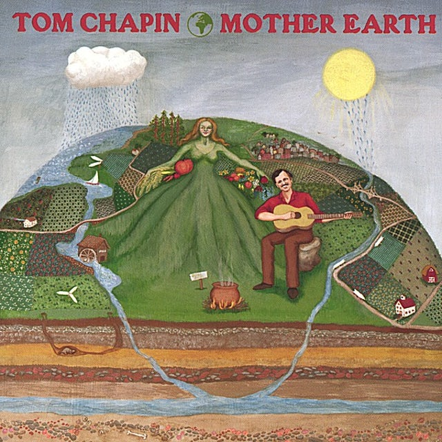 Tom Chapin MOTHER EARTH CD
