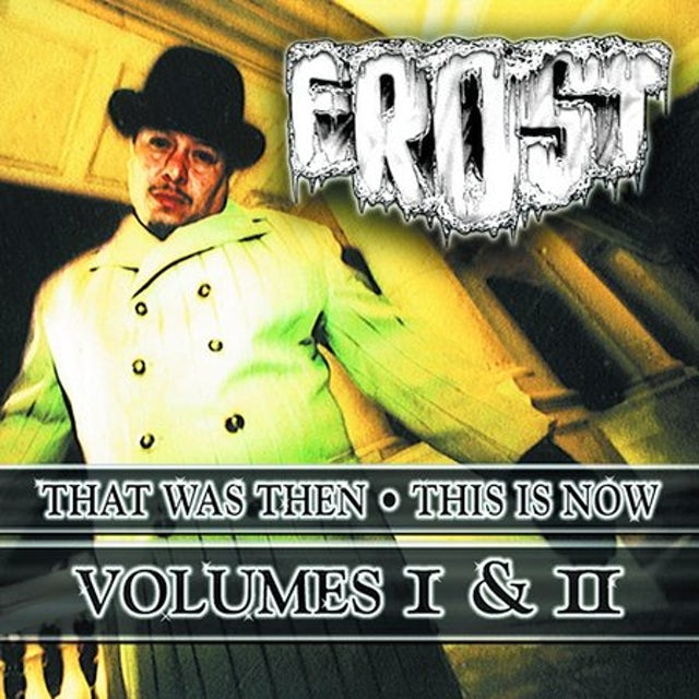 Frost THAT WAS THEN - THIS IS NOW 1 & 2 CD