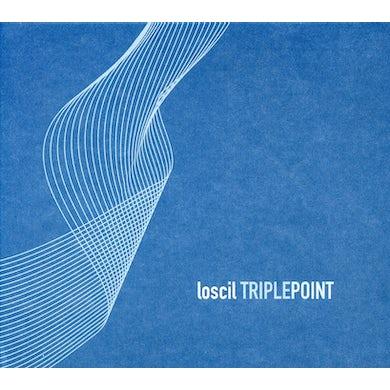 Loscil TRIPLE POINT CD