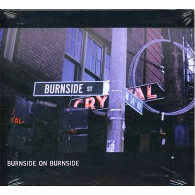 R.L. Burnside BURNSIDE ON BURNSIDE CD