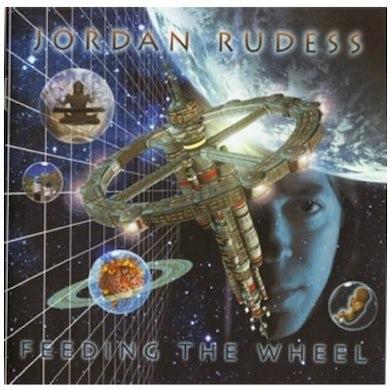 Jordan Rudess FEEDING THE WHEEL CD