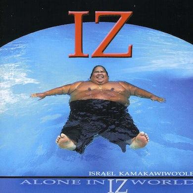 Israel Kamakawiwo'ole ALONE IN IZ WORLD CD