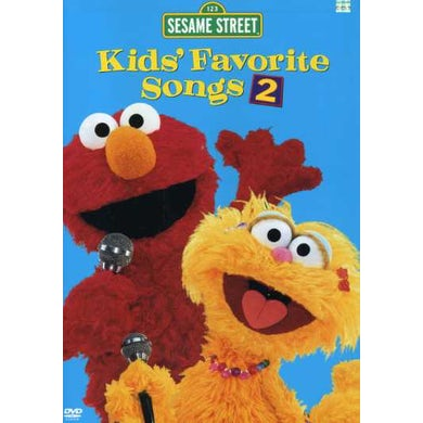 Sesame Street KIDS FAVORITE SONGS 2 DVD