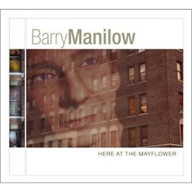 Barry Manilow HERE AT THE MAYFLOWER CD