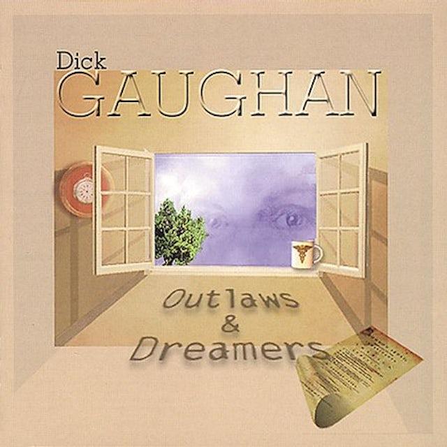 Dick Gaughan OUTLAWS & DREAMERS CD