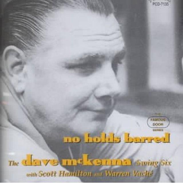 Dave McKenna NO HOLDS BARRED CD