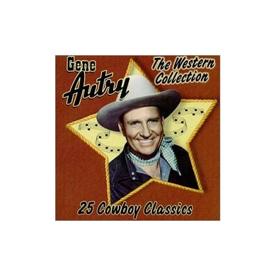 Gene Autry WESTERN COLLECTION CD