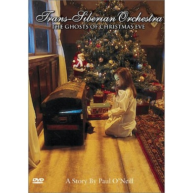 Trans-Siberian Orchestra GHOST OF CHRISTMAS EVE DVD