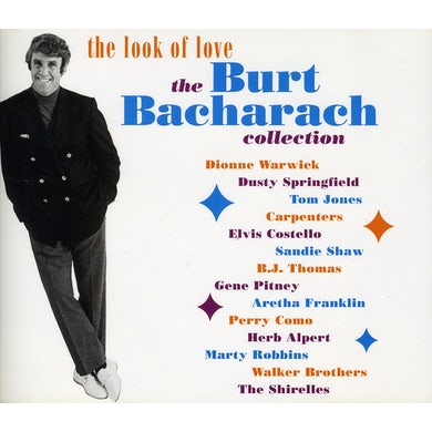 LOOK OF LOVE: BURT BACHARACH COLLECTION CD