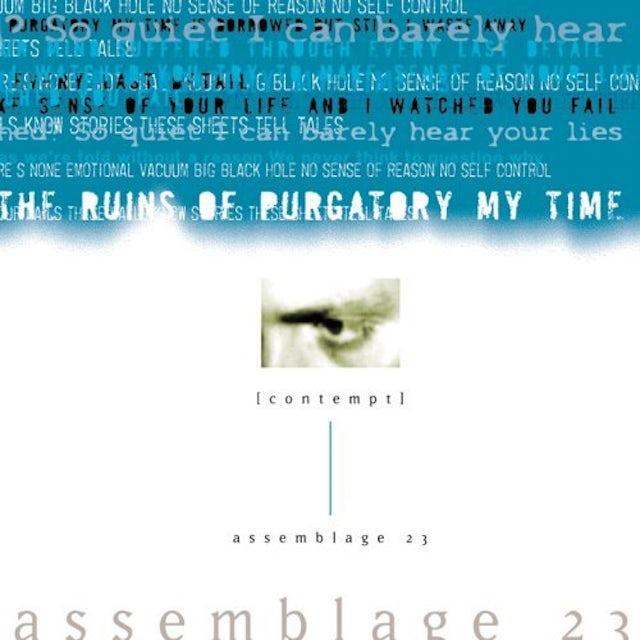 Assemblage 23 CONTEMPT CD