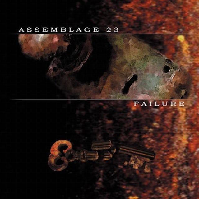 Assemblage 23 FAILURE CD