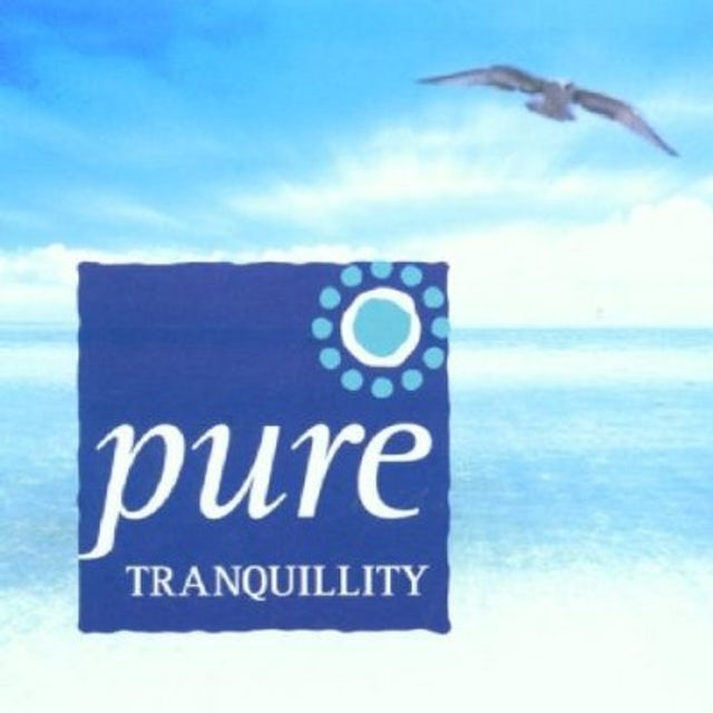 Stephen Rhodes PURE TRANQUILLITY CD