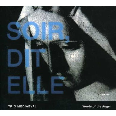 Trio Mediaeval WORDS OF THE ANGEL CD