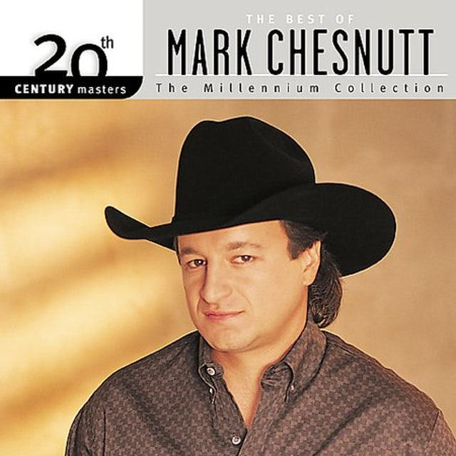 Mark Chesnutt 20TH CENTURY MASTERS: MILLENNIUM COLLECTION CD